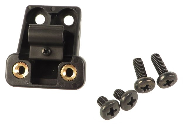 Mic Holder Adapter for AG-HVX200P and AG-AC130A