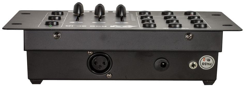 ADJ RGB3C-IR 3-Channel RGB LED Controller With IR Control