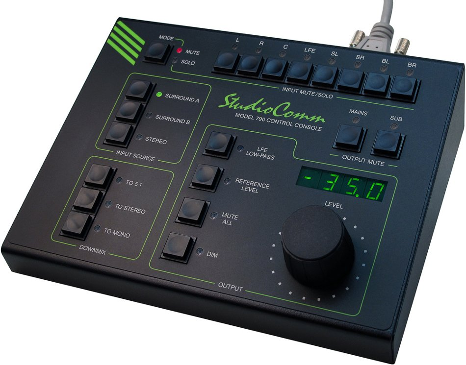 Surround Controller with 790 Controller