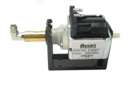Elation Pro Lighting PA0EX7A10  Pump for X-310II, Z-1200II, and Z-1000II PA0EX7A10