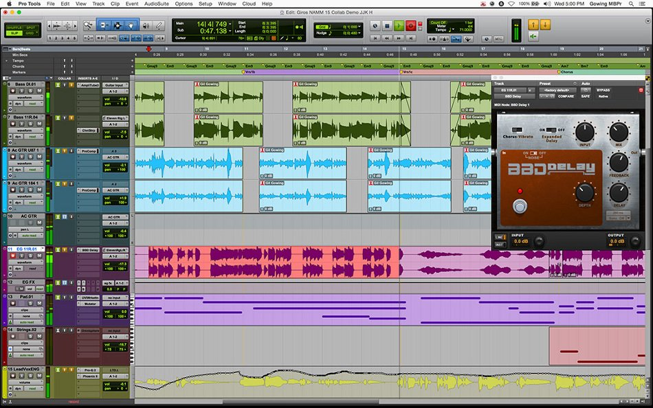 Plug-ins and Support Plan for Pro Tools 9935-66071-00