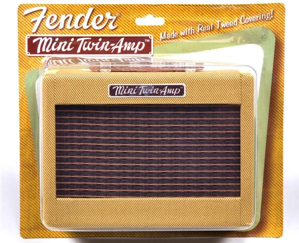 Mini '57 Twin-Amp