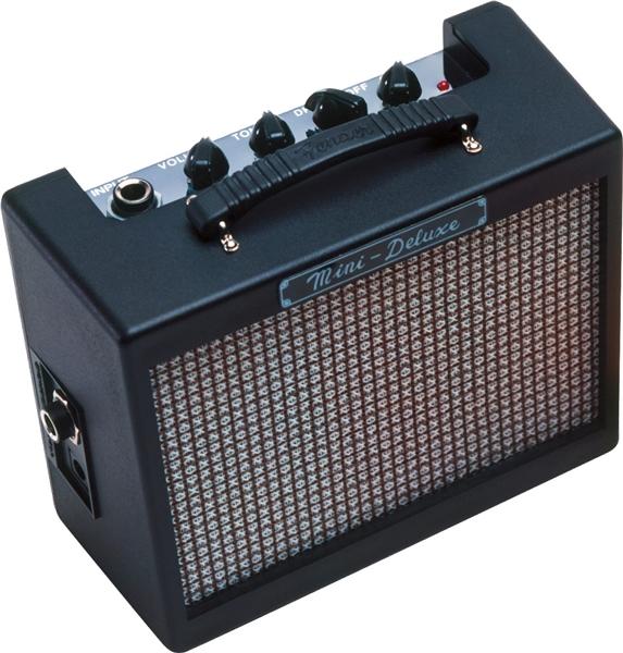 Fender 0234810000  MD20 Mini Deluxe Amp 0234810000