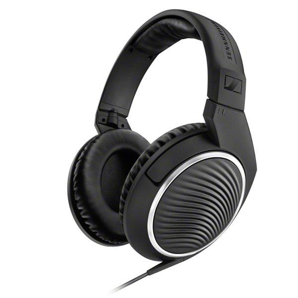 Sennheiser HD461i Closed, Circumaural Headphones for Deep Bass HD461