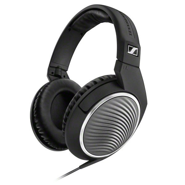 Closed, Around-Ear Headphones w/ Advanced Acoustic System