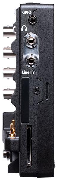 """7"""" 1920 x 1200 Portable Recording Field Monitor with 3G-SDI/HDMI"""