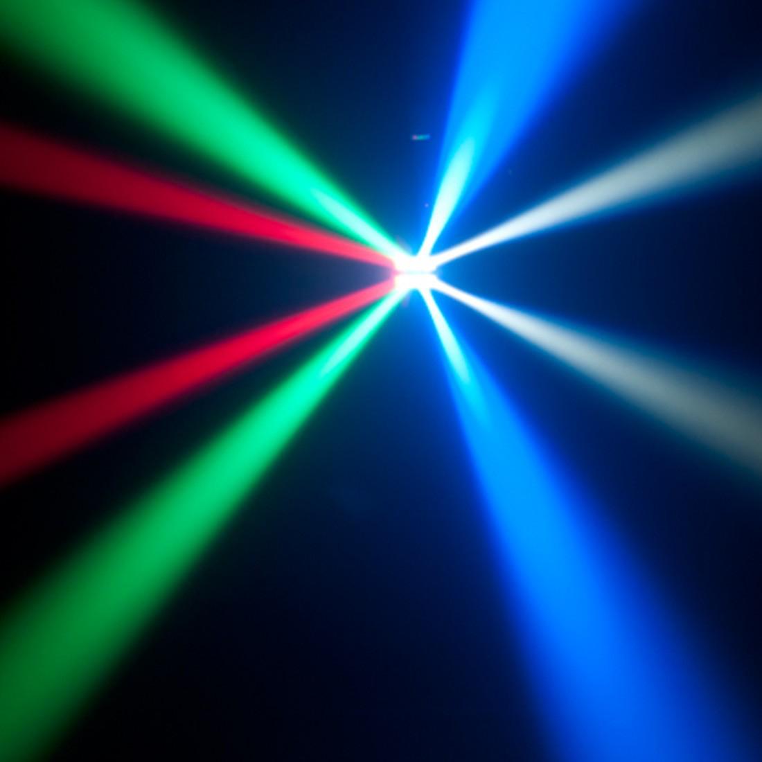 Dual LED Sweep Effect Light Fixture