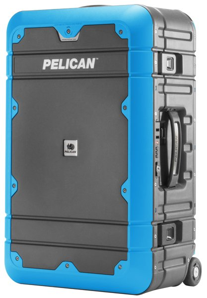 Pelican Cases EL22  ProGear Elite Carry-On Luggage with Enhanced Travel System EL22
