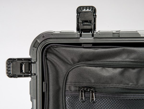 ProGear Elite Carry-On Luggage with Enhanced Travel System