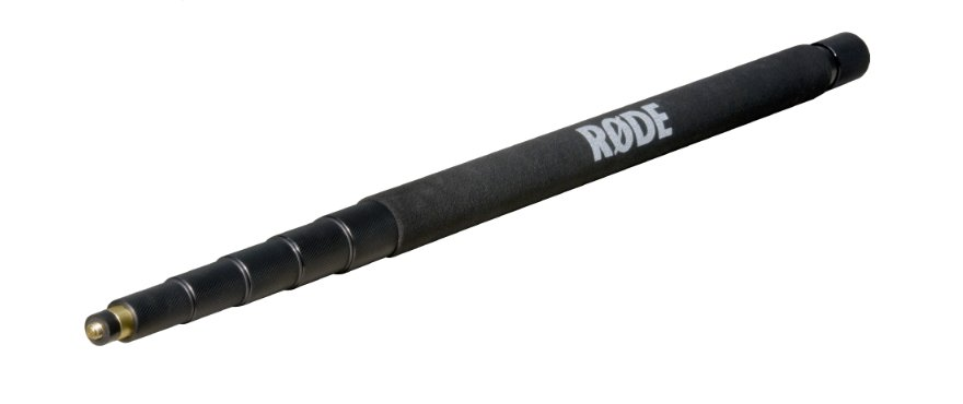10' Telescoping Boom Pole, Carbon Fiber