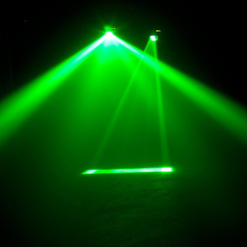 20W Hybrid LED High Speed Scanner - Laser Simulator Fixture