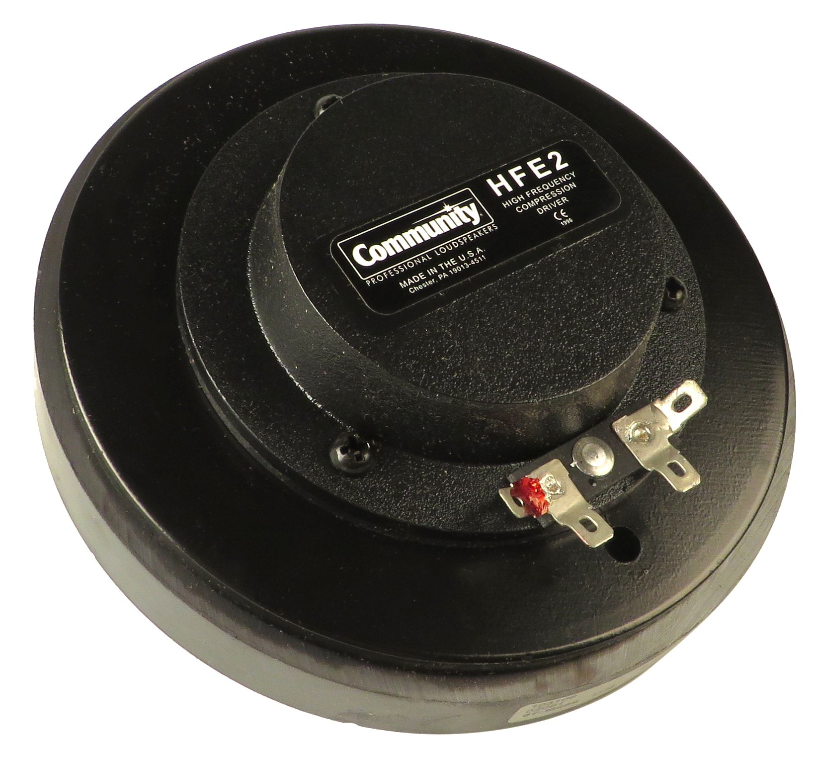 HFE2 Compression Driver for Various Community Cabinets