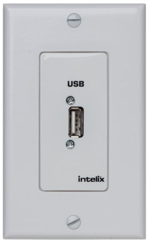 USB Extender WallPlate, Client-side