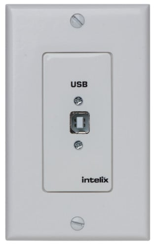 USB Extender WallPlate, Host-side