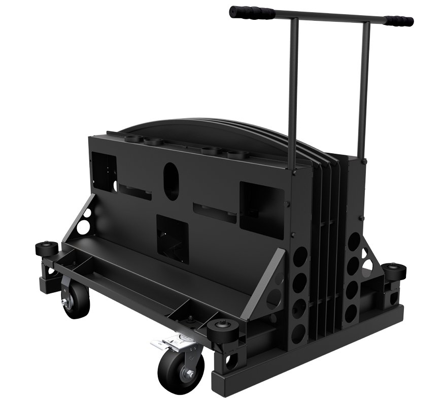 Premier Mounts MTC-01  Mobile Transport Cart MTC-01