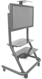Chief Manufacturing PPC2000  Presenters Cart for Flat Panel Displays PPC2000