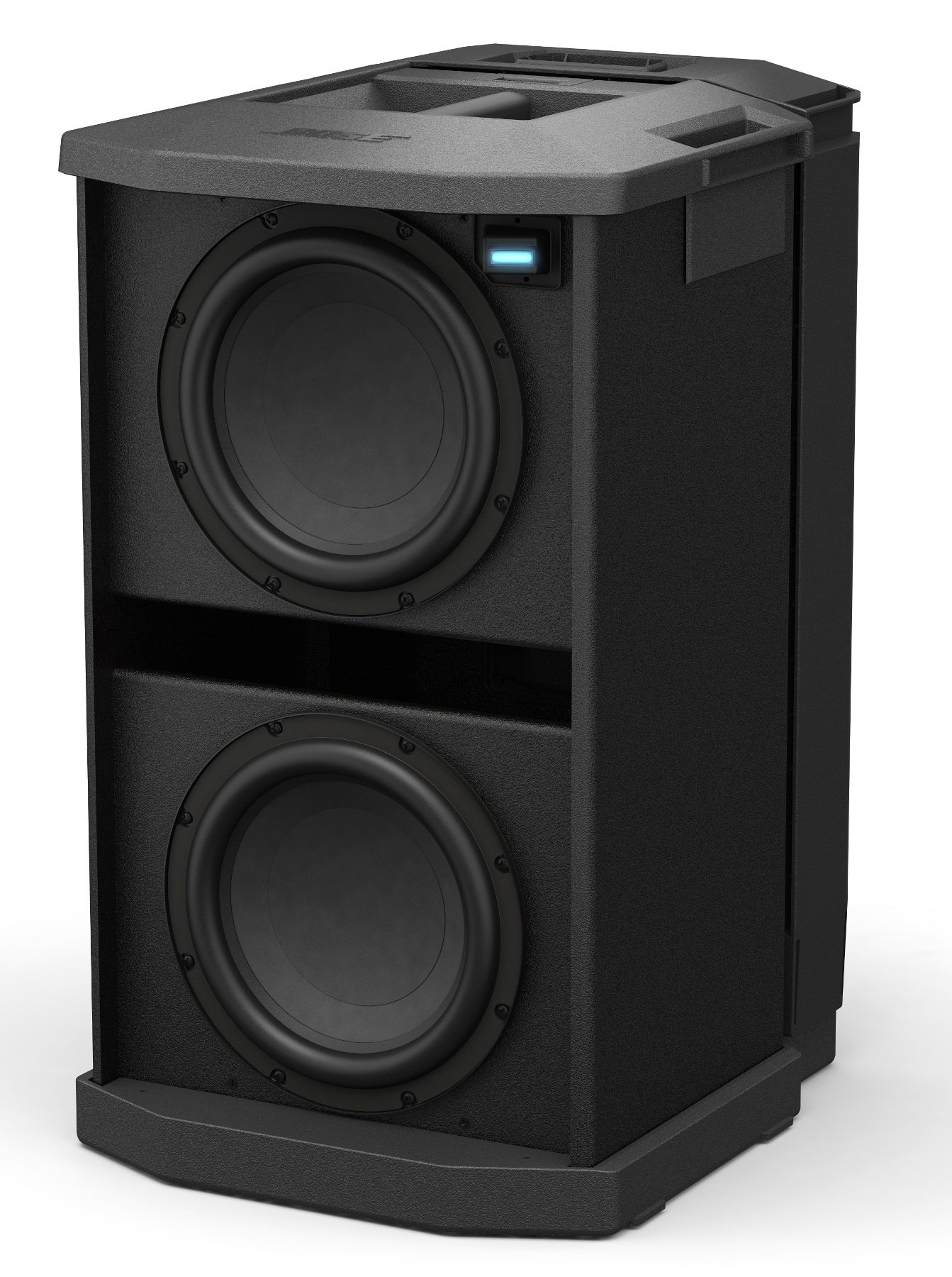 "1000 W Dual 10"" Subwoofer for F1 Model 812 Portable Line Array"