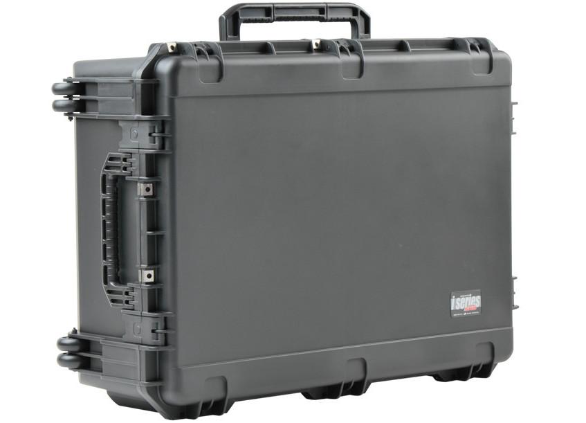 "iSeries Pro Audio Utility Case with Wheels, 34""x24""x12"", Empty"