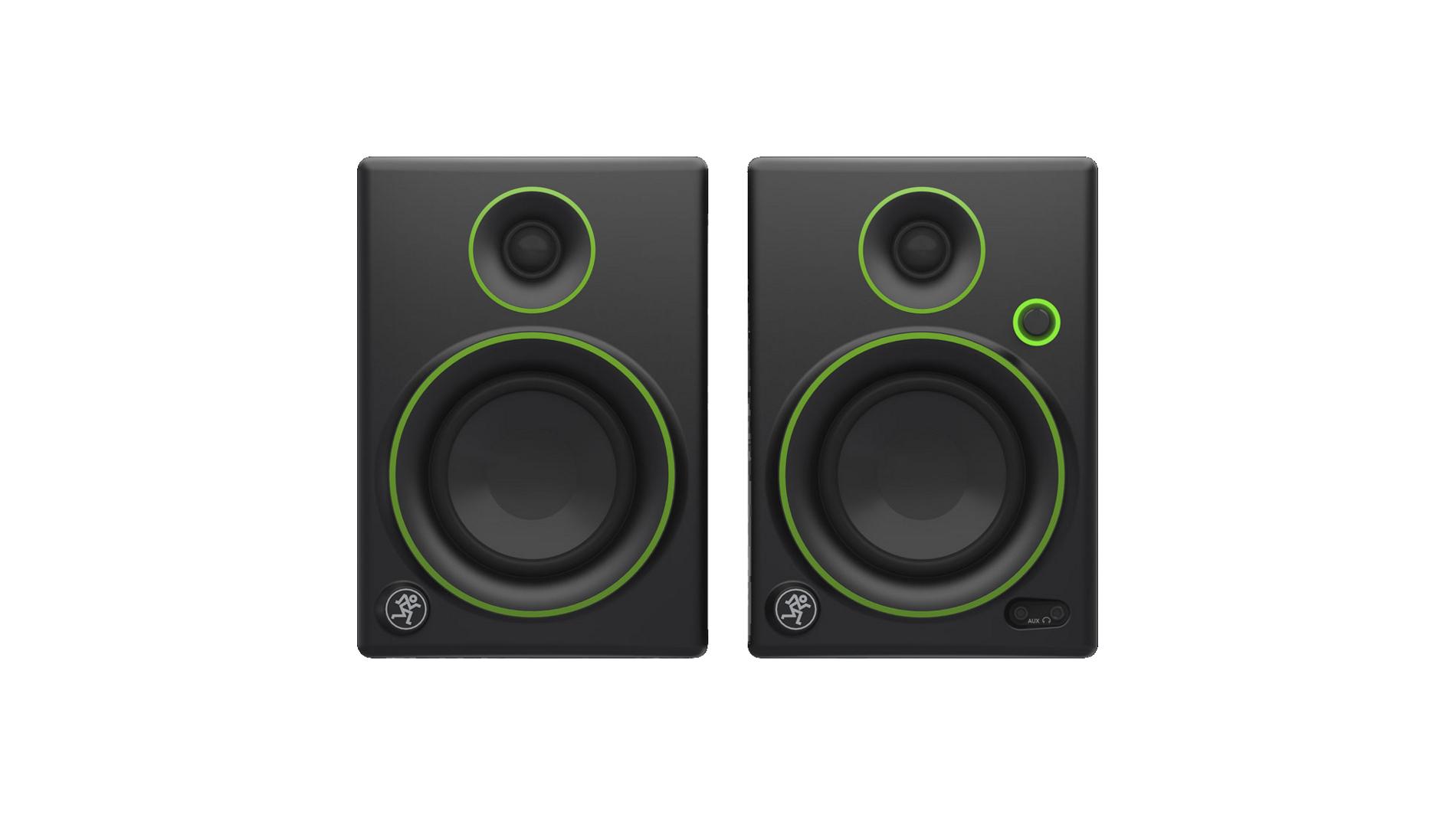 "Pair of 2-way, 4"", 50W Speakers w/ Bluetooth"
