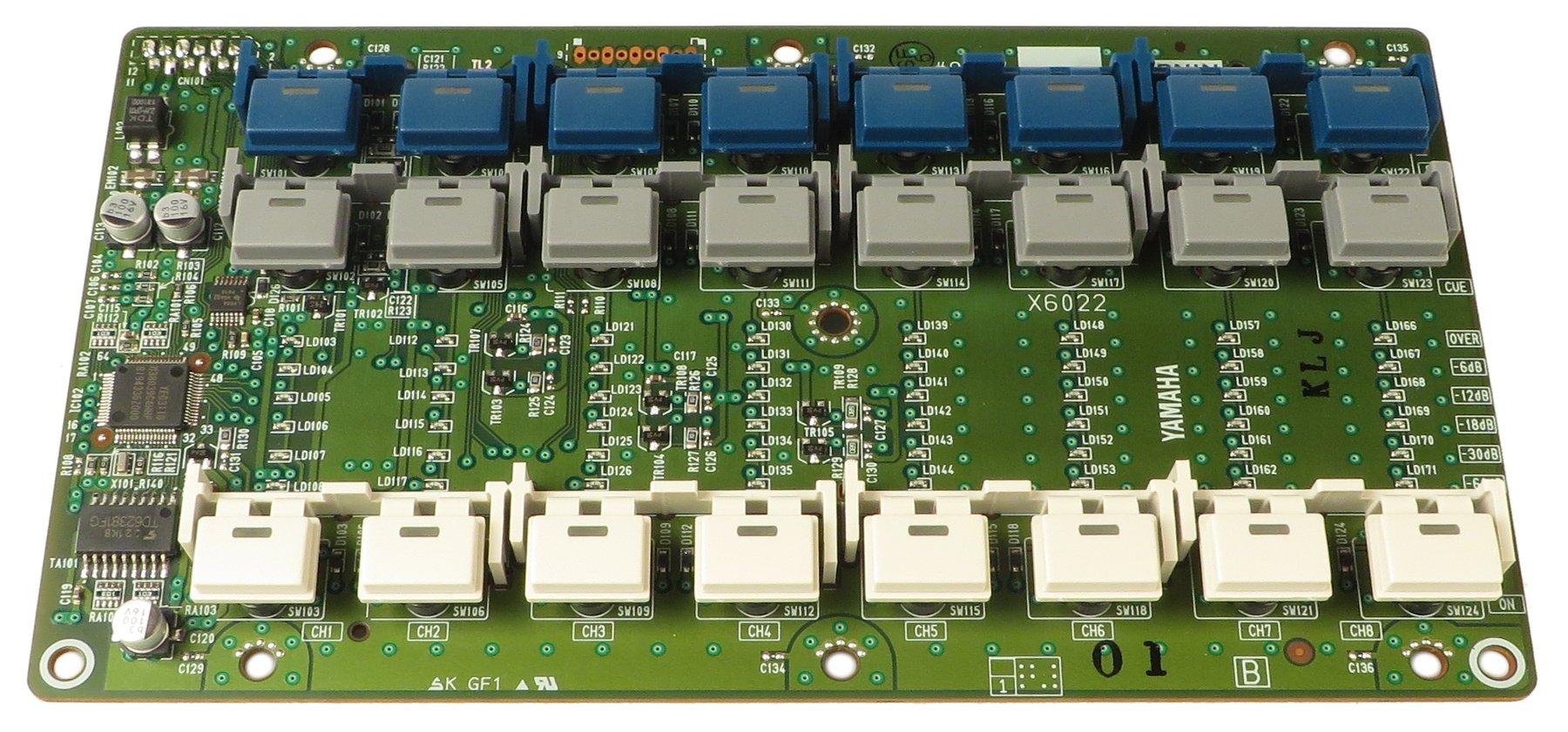 Yamaha Mixer PNIN PCB