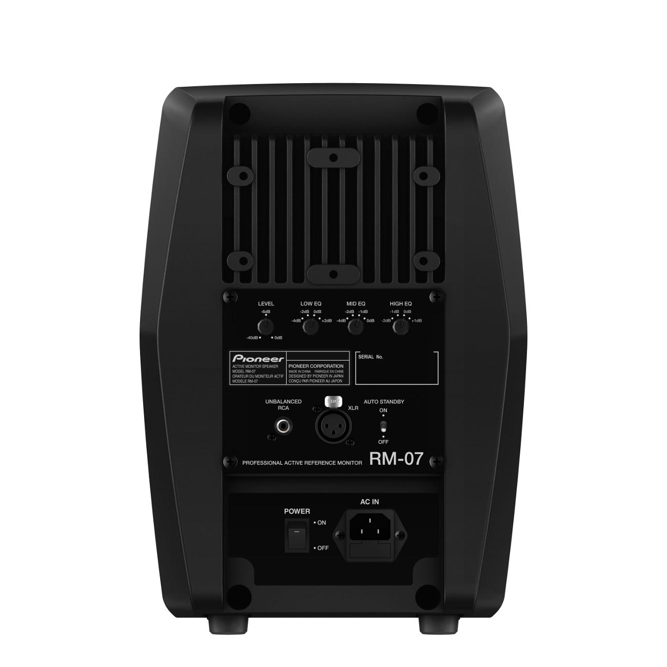 "7"" Coaxial Active Studio Monitor"