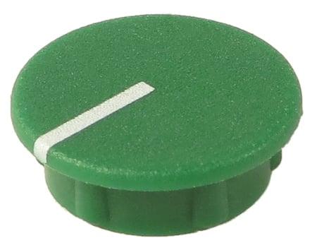 DBX 34-0146  Green Output Knob 34-0146