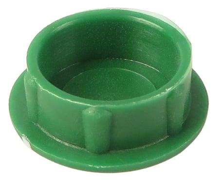 Green Output Knob