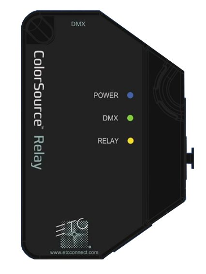 ColorSource DMX Relay