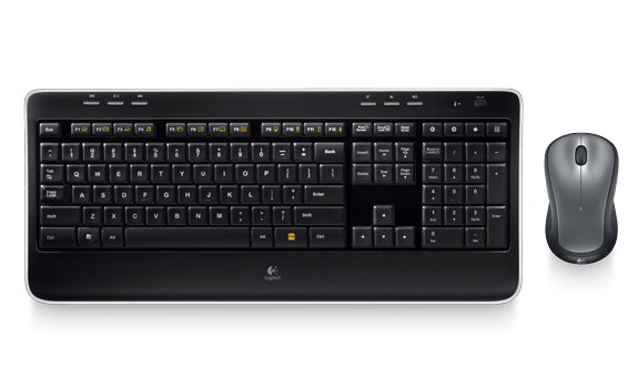 Logitech Wireless Mouse/Keyboard Combo