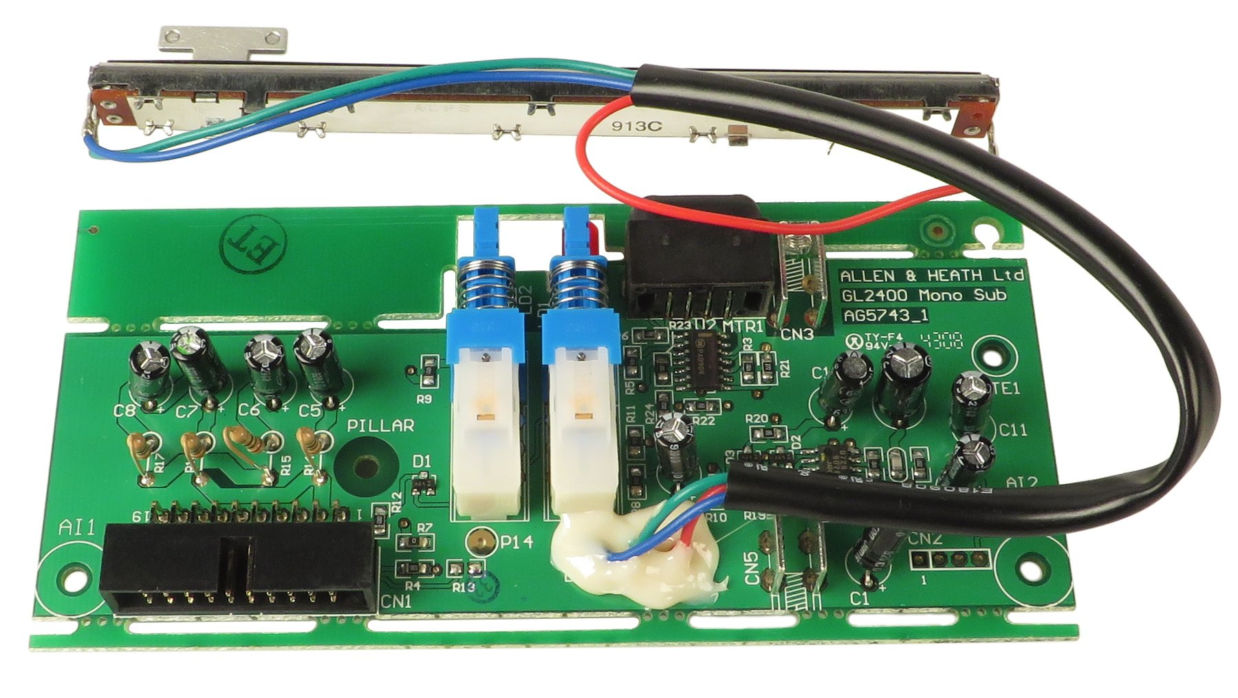 Mono Output Sub PCB for GL2400