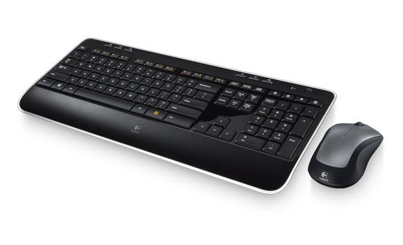 Logitech Wireless Mouse/Keyboard Combo