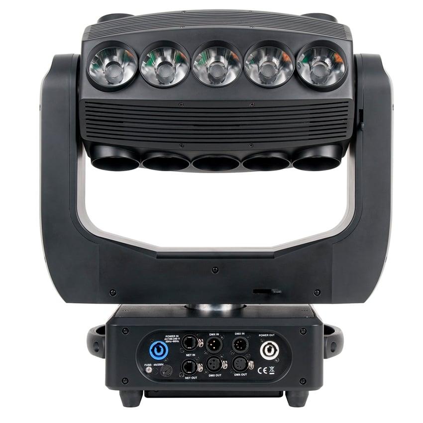20 x 15W RGBW Quad LED Moving Head Effect Fixture