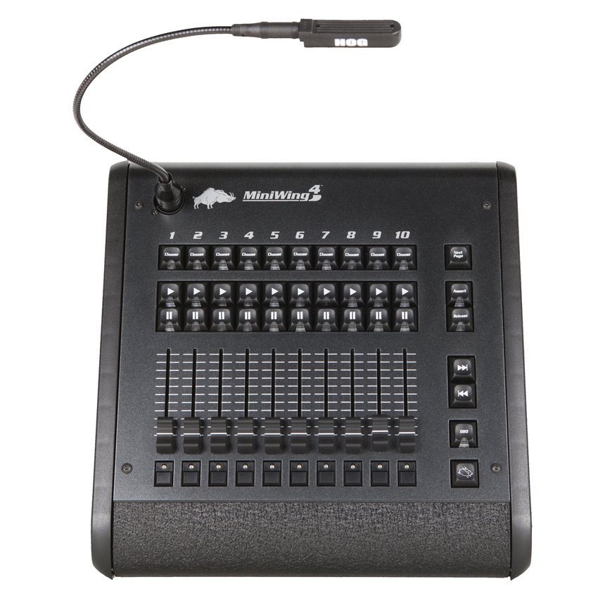 High End Systems MiniWing 4 Ultra-Compact DMX Intelligent Controller MINI-WING-4