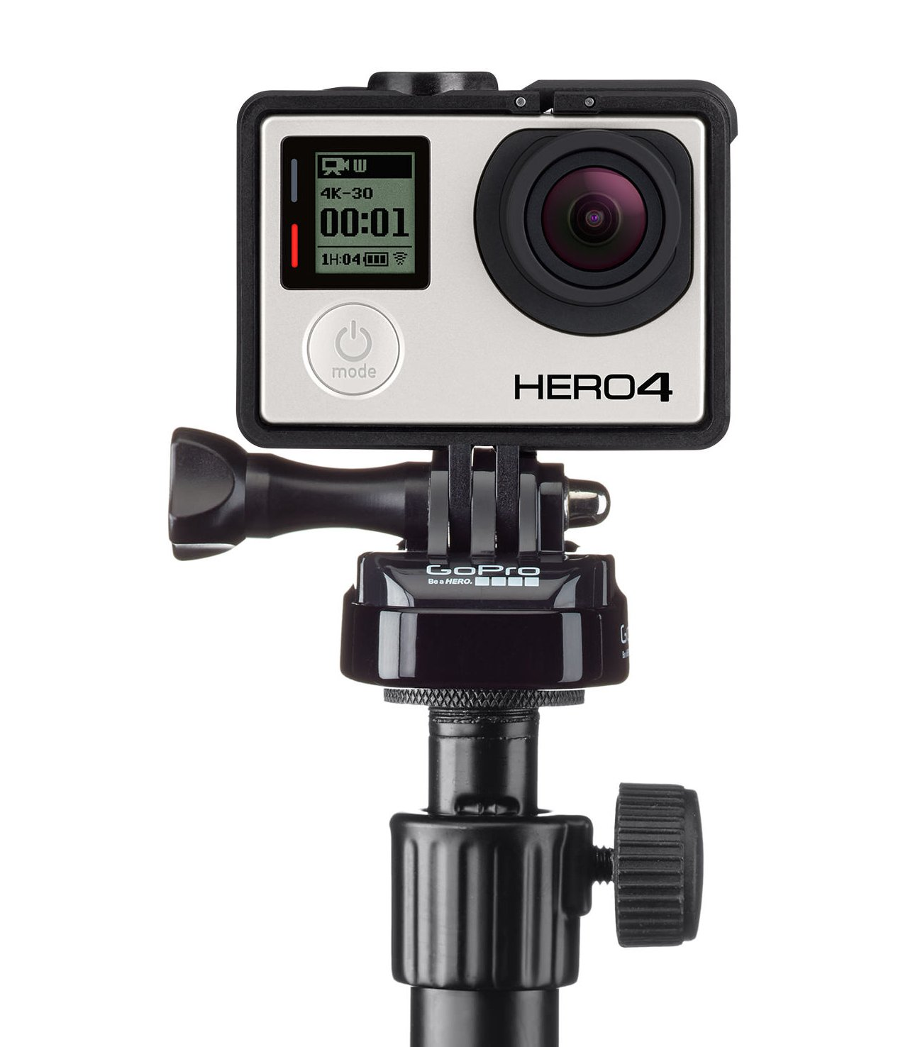 GoPro Inc Mic Stand Mount For GoPro Cameras ABQRM-001