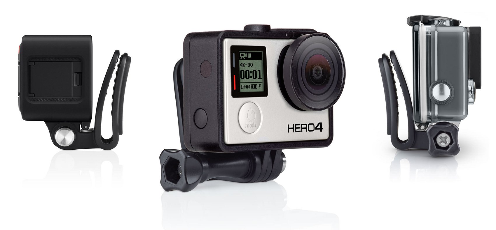 Camera Mount For GoPro Cameras