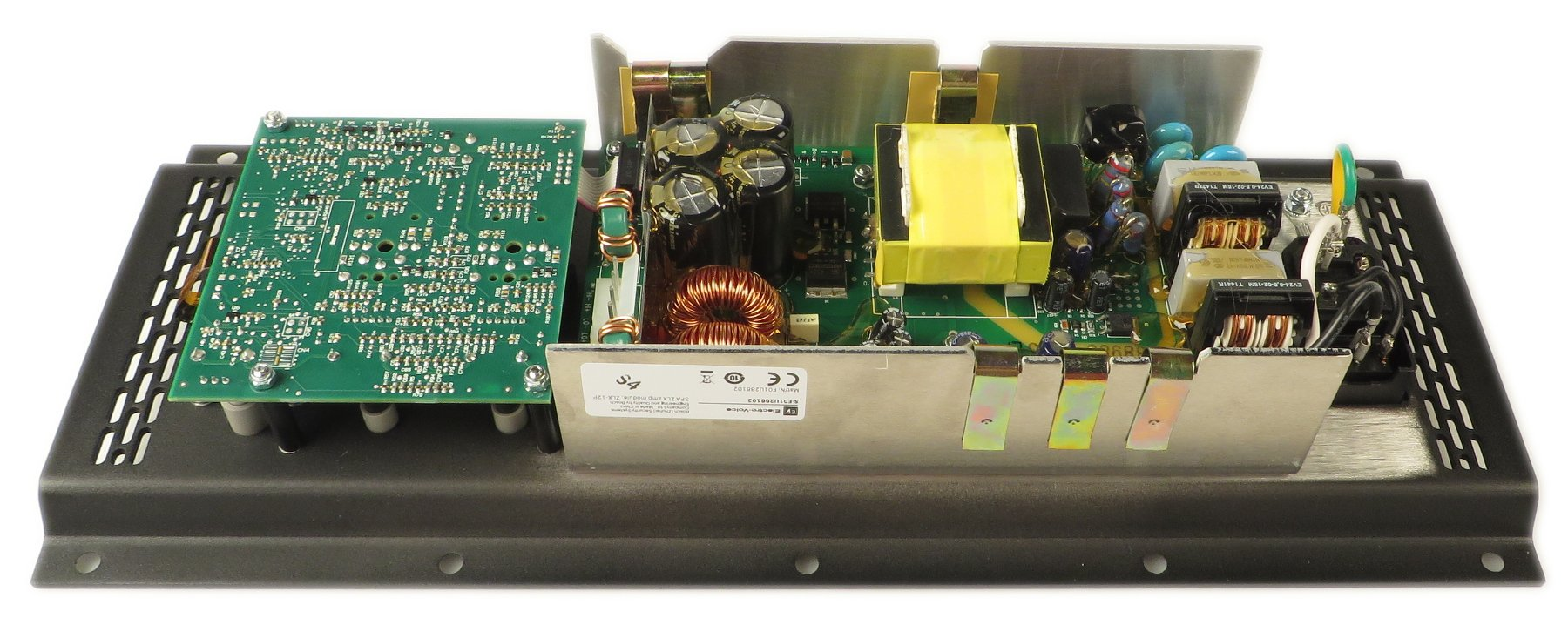 electro voice f 01u 286 102 amp module for zlx 12p full compass. Black Bedroom Furniture Sets. Home Design Ideas