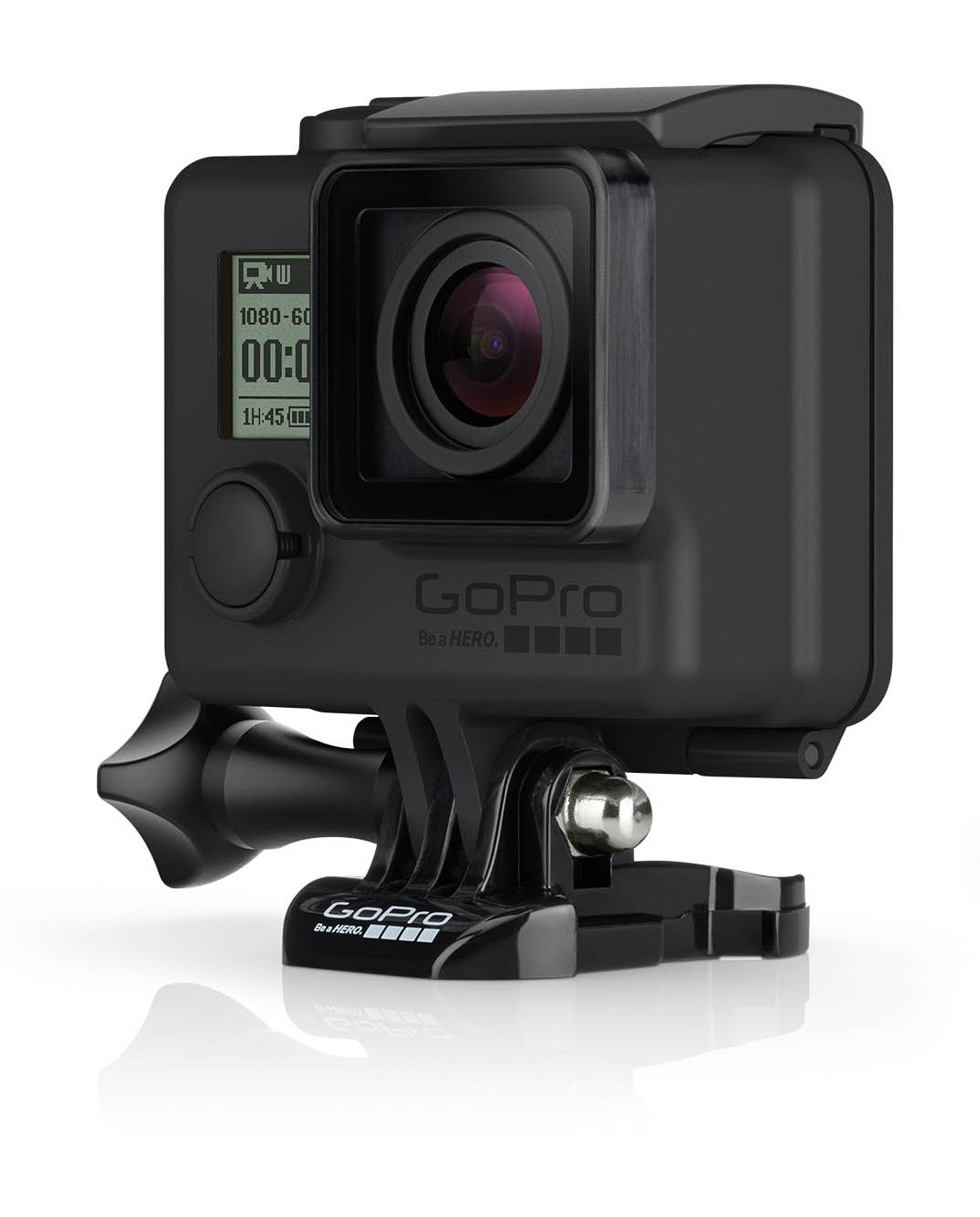 Matte Black Housing for GoPro Cameras