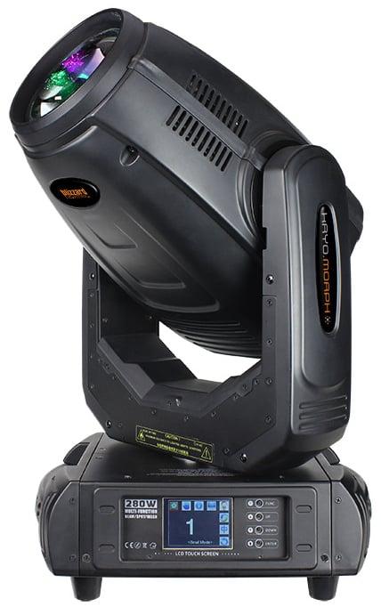 Blizzard Lighting Kryo.Morph 280W Discharge Lamp Beam/Spot/Wash Moving Head Fixture KRYO-MORPH