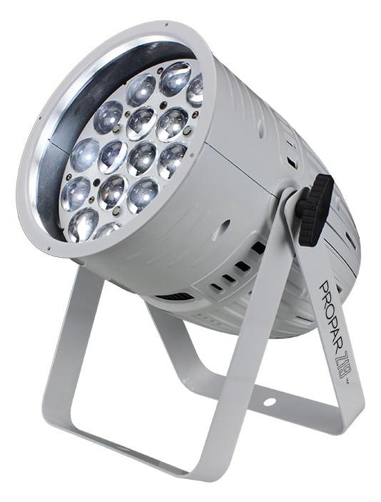 19x 15w CWWW LED PAR with 5°-60° Zoom