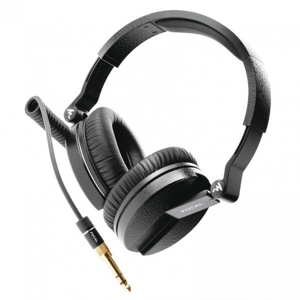 Closed Back, Circumaural Headphones, 32 Ohm