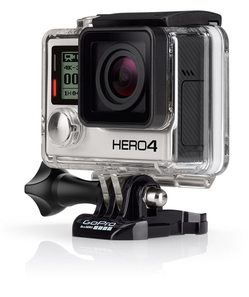 4K Ultra HD Waterproof Action Camera