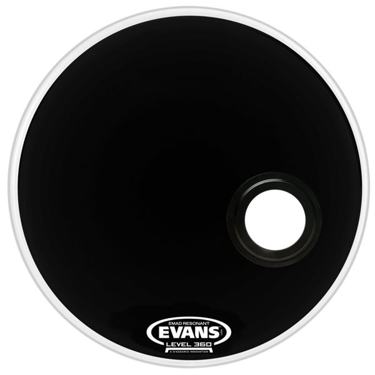 "24"" EMAD Resonant Bass Drum Head"