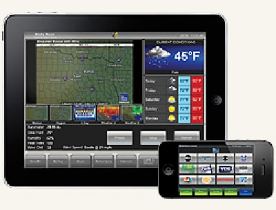 Touch Panel Application License  for Mobile Apple Devices