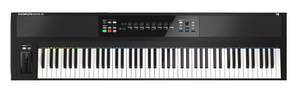 Komplete Kontrol S88 MIDI Controller, 88 keys