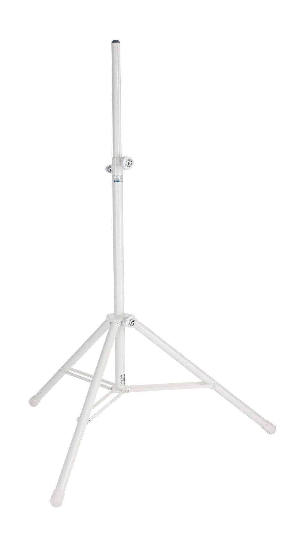 White Speaker Stand