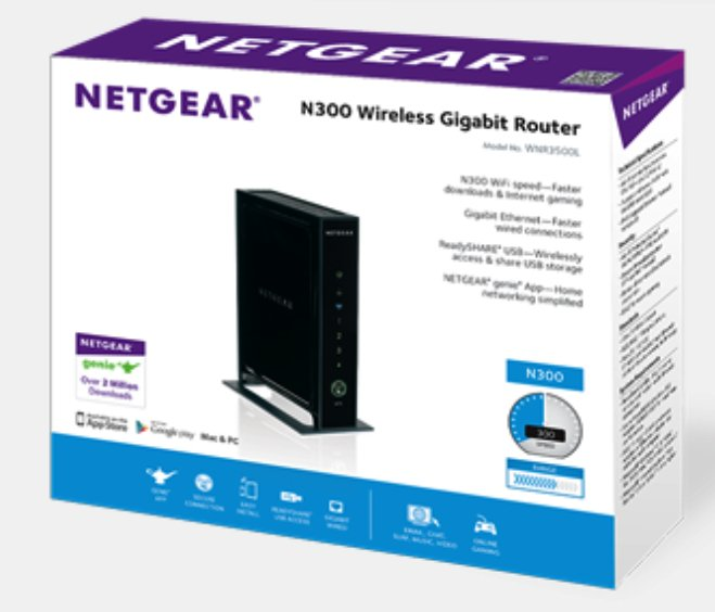Open Source 802.11n Gigabit WiFi Router with USB