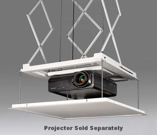110 V Projector Scissor Lift, Manufacturer Part #: 300250