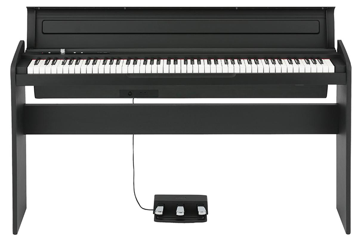 88 Key Black Digital Piano