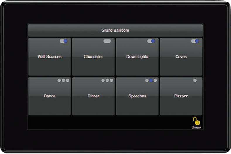 DMX Controller - 1024 Channels