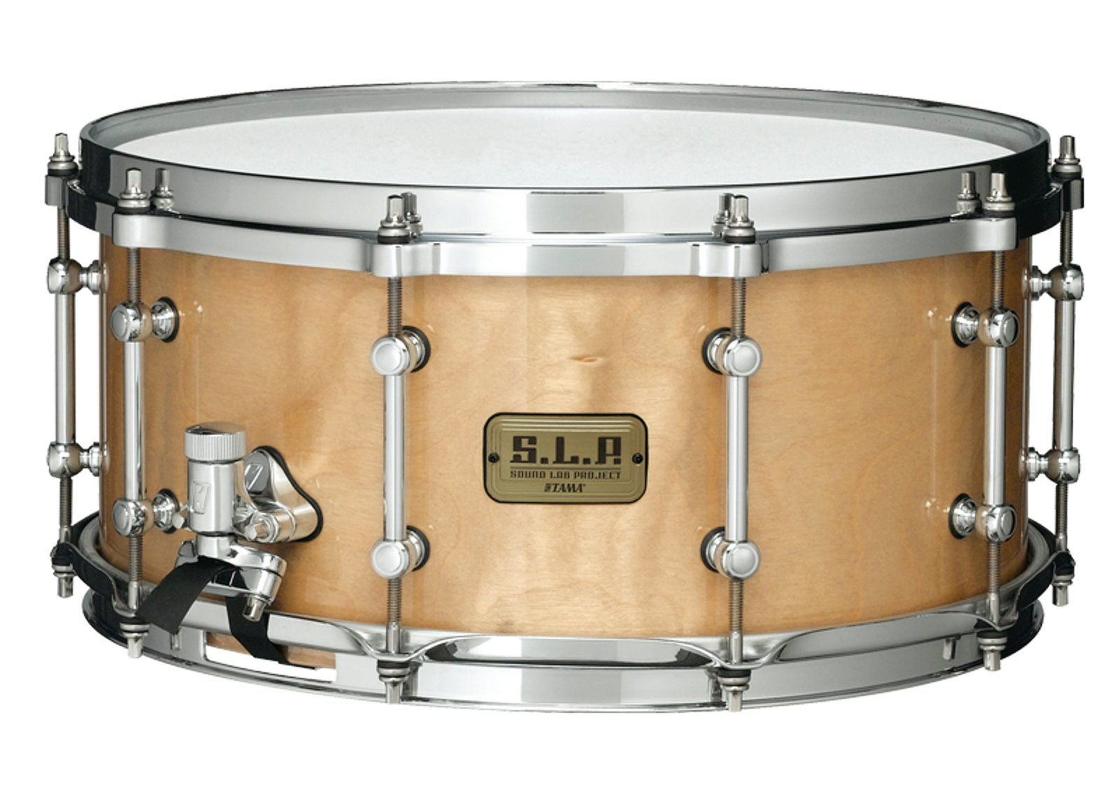 Tama LGFB1465NLB  Sond Lab Project Limited Edition Snare Drum with Natural Birch Finish LGFB1465NLB